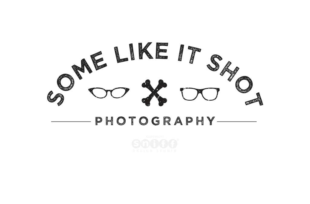 Some Like It Shot Pet Photography Logo
