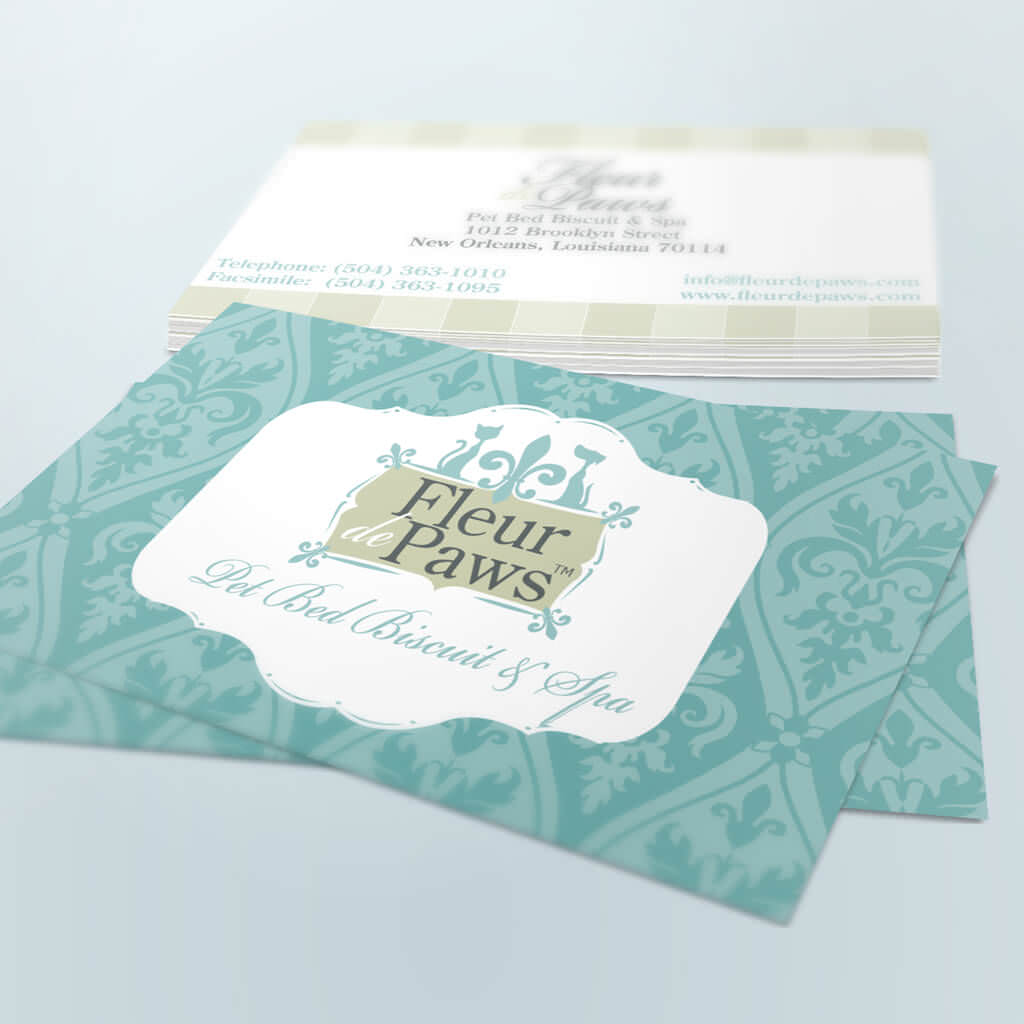 Fleur-De-Paws-Boarding-Spa-Pet-Business-Card-Design