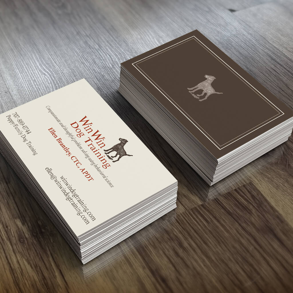 Win-Win-Dog-Training-Pet-Business-Card-Design