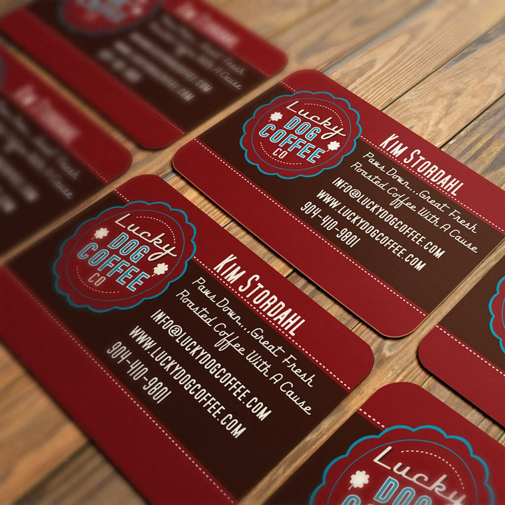 Lucky-Dog-Coffee-Pet-Business-Card-Design