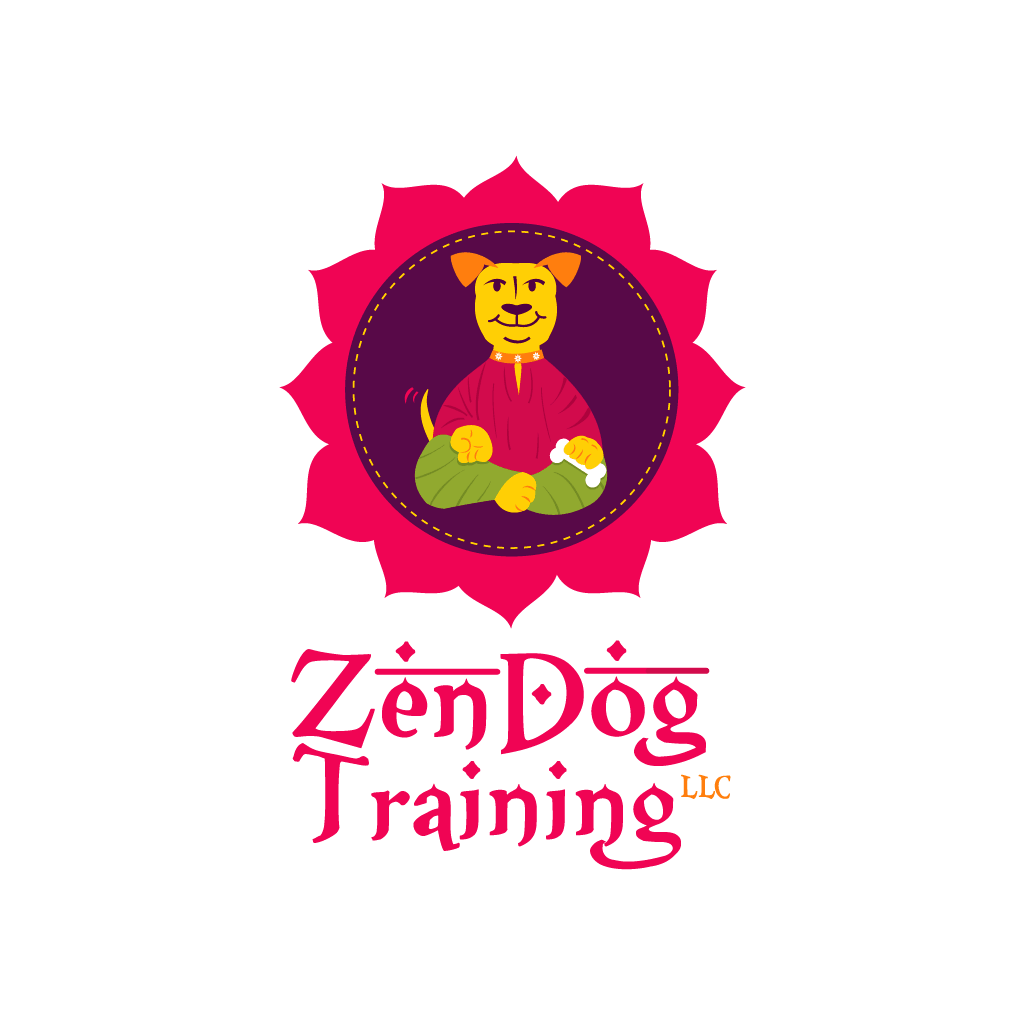 Zen Dog Training Logo Design