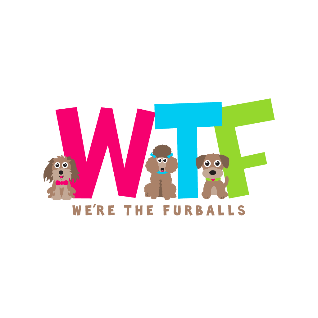 We're The Furballs Logo Design