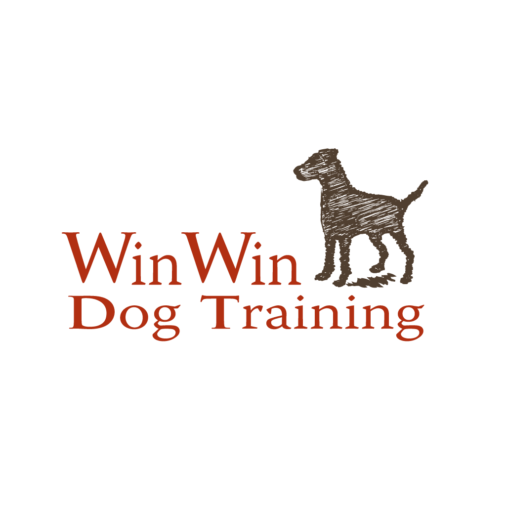 Win Win Dog Training Logo & Website Design