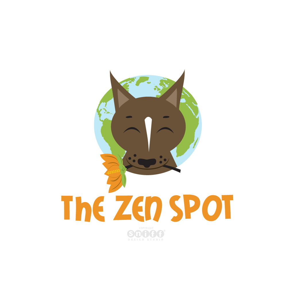 The Zen Spot - Pet Business Logo Design