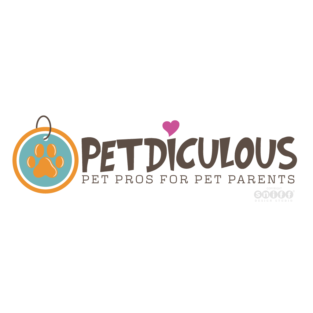 Petdiculous Pet Pros - Pet Business Logo Design