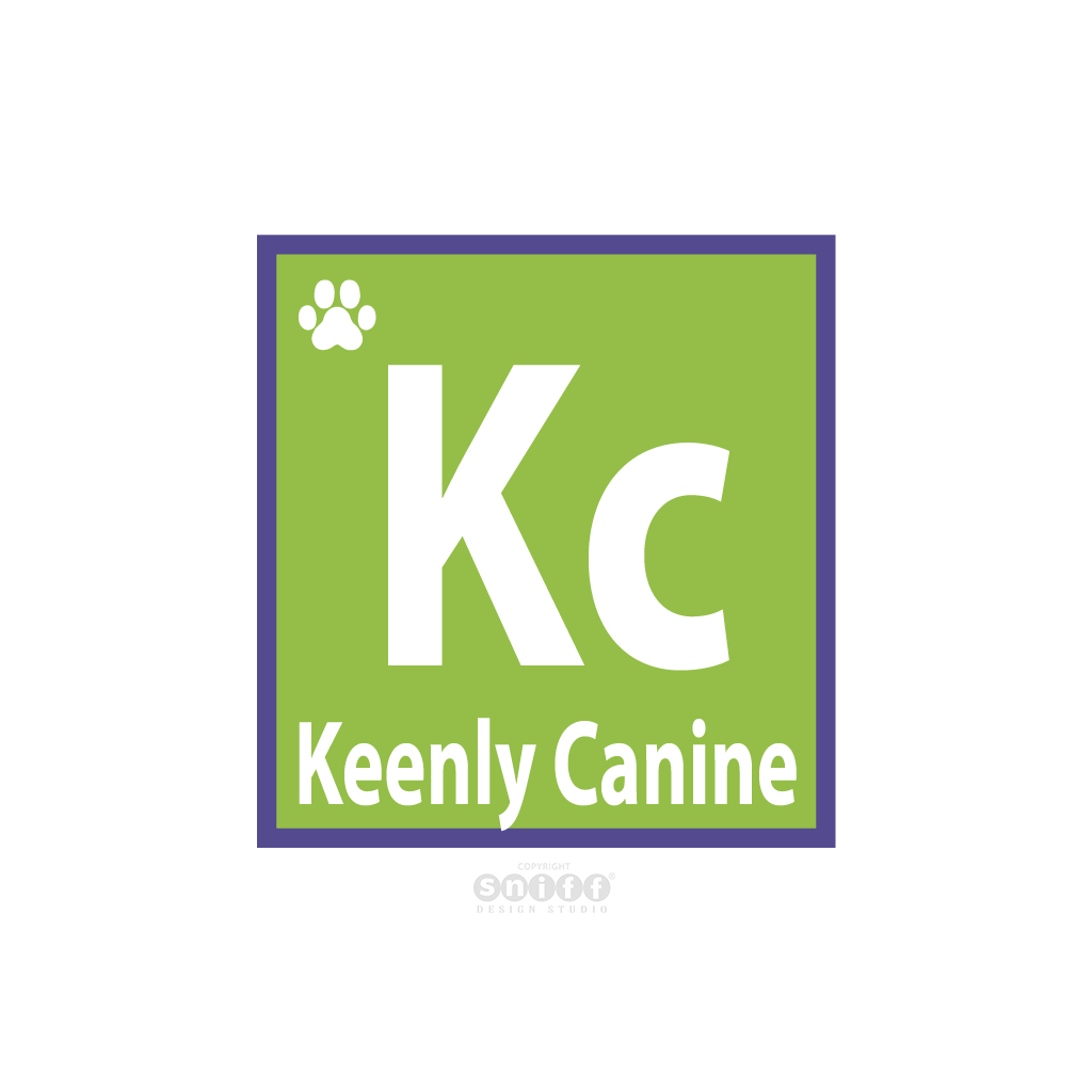 Keenly Canine Dog Training - Pet Business Logo Design