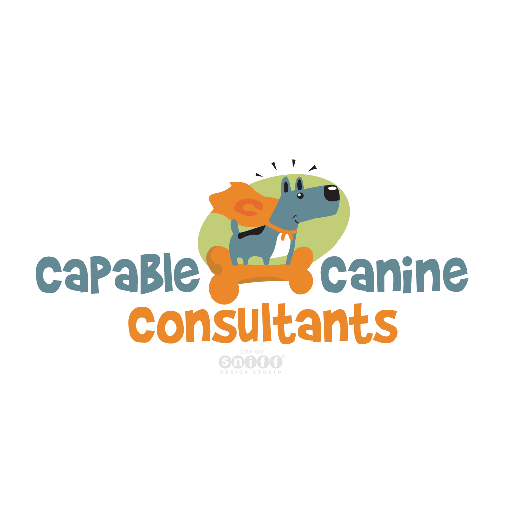 Capable Canine Consultants - Pet Business Logo Design