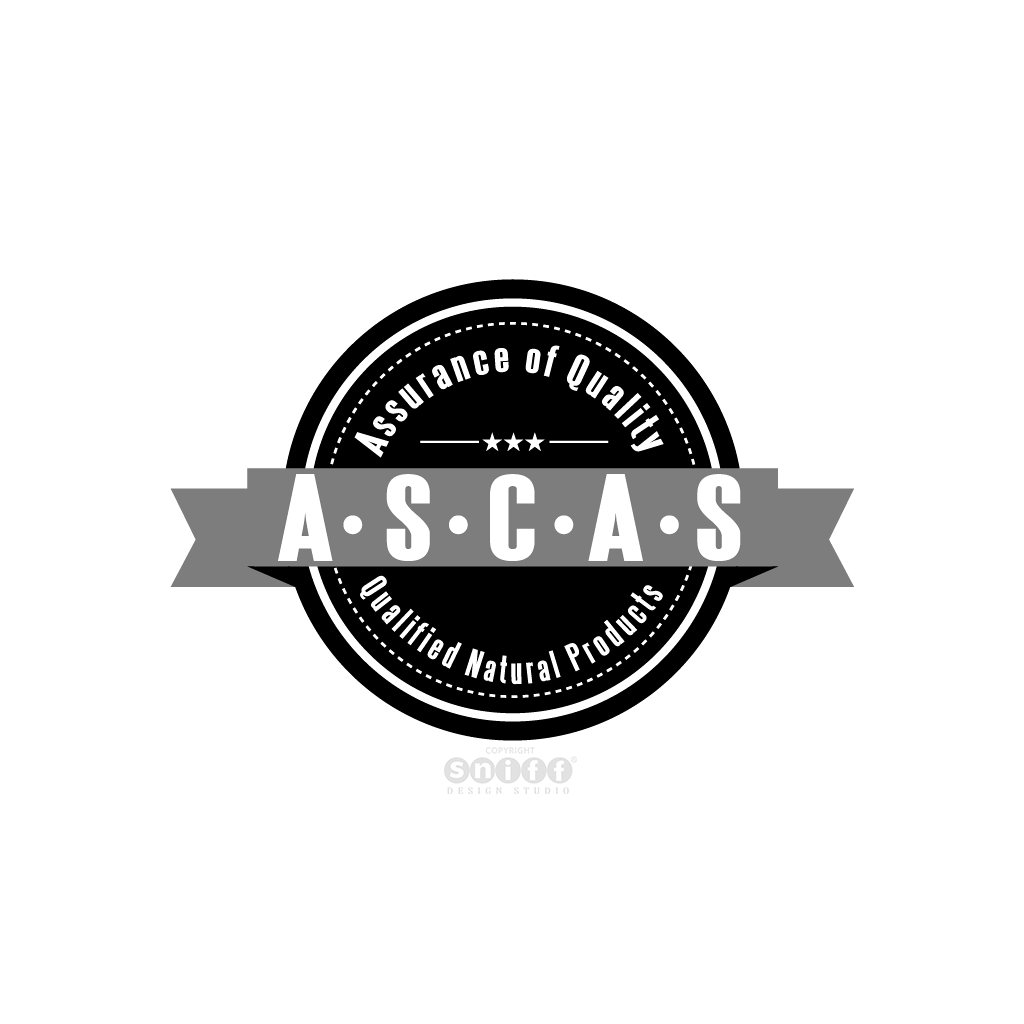 ASCAS Pet Industry Quality Recognition - Pet Business Logo Design by Sniff Design Studio