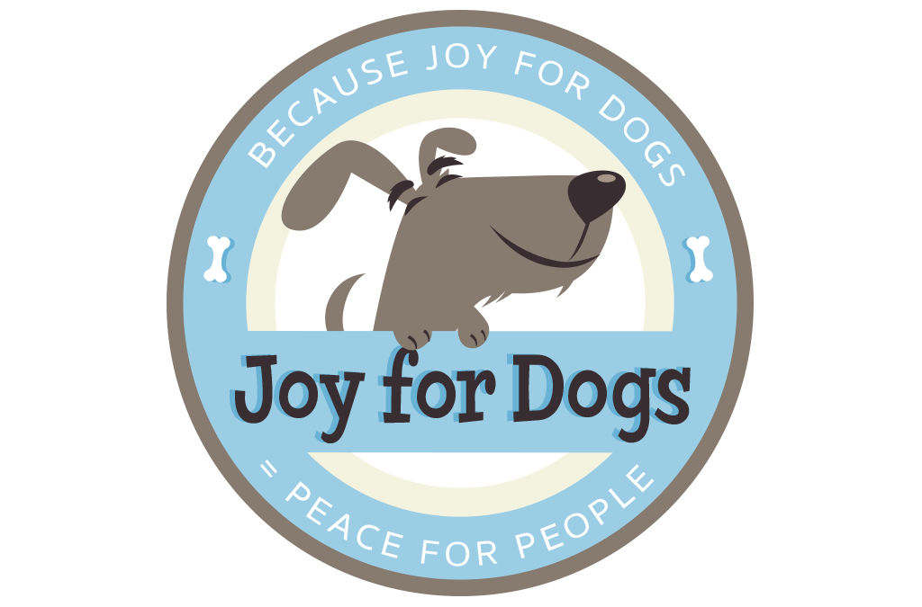 Joy For Dogs Logo & Website Design