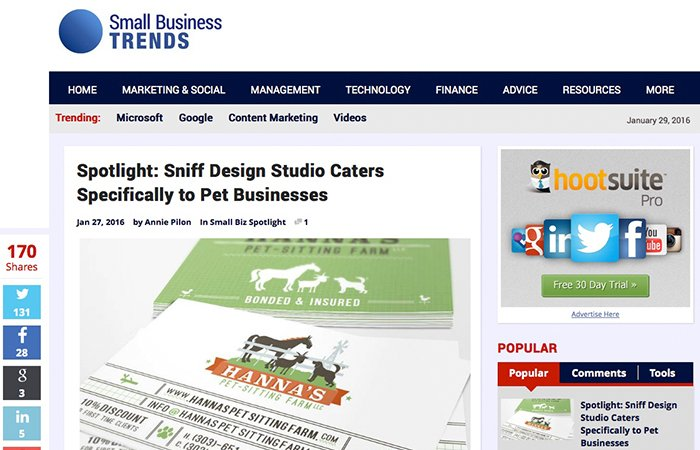 Sniff-Design-Studio-Spotlighted-on-Small-Business-Trends