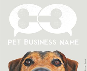 ready-made-pet-business-logo-for-sale-by-Sniff-Design-Basics---Retro10