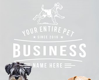 ready-made-pet-business-logo-design-for-sale-by-Sniff-Design-Basics-Retro23