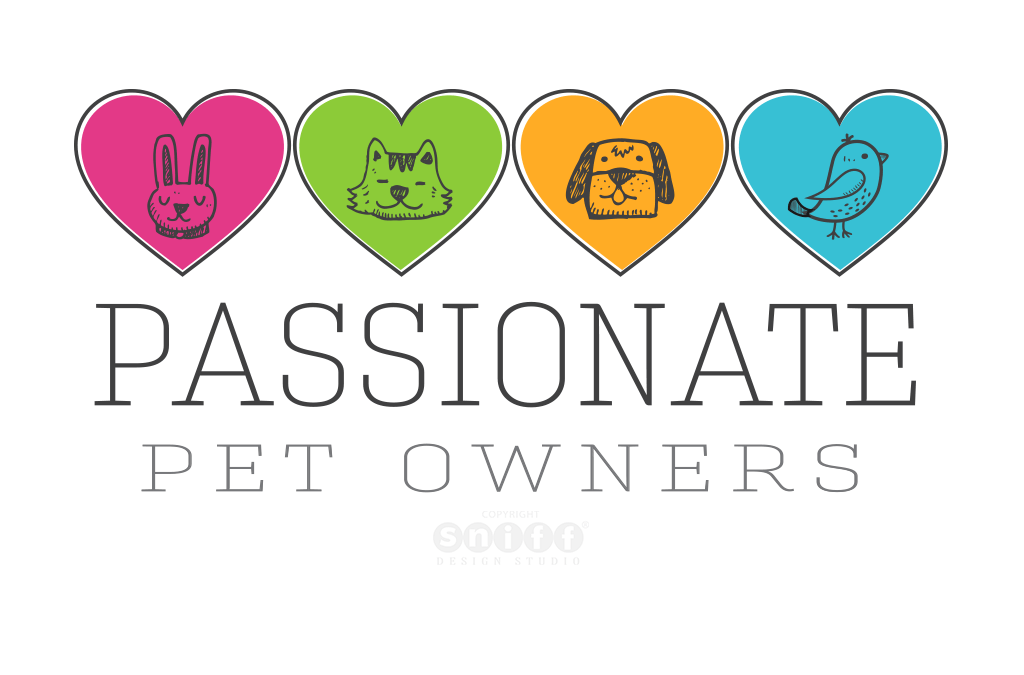 Passionate Pet Owners Logo Design