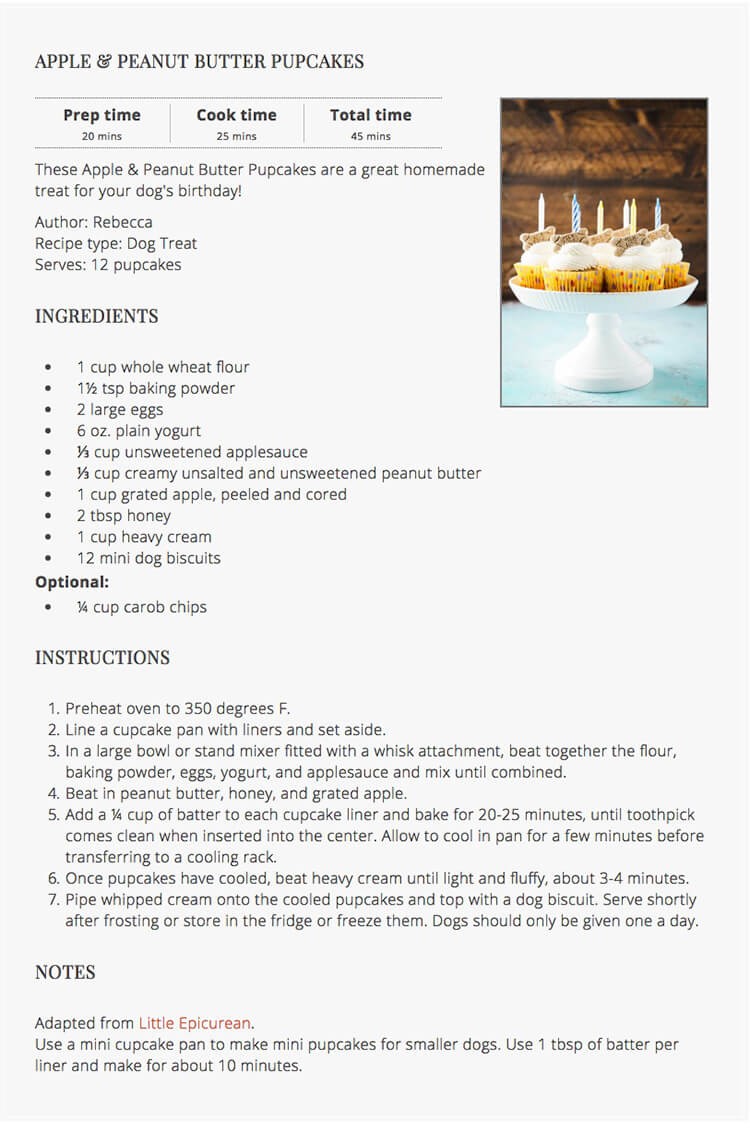 free-apple-peanut-butter-pupcake-dog-recipe 2 print