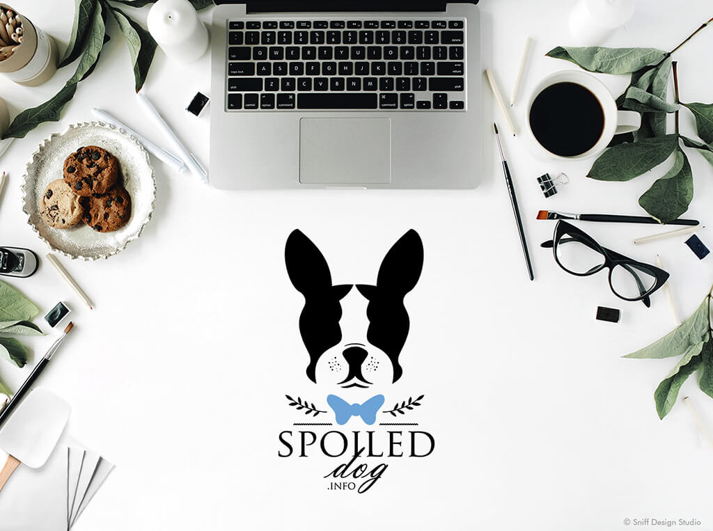 Spoiled-Dog-Pet-Treats-Business-Logo-Design-by-Sniff-Design-Studio-Showcase