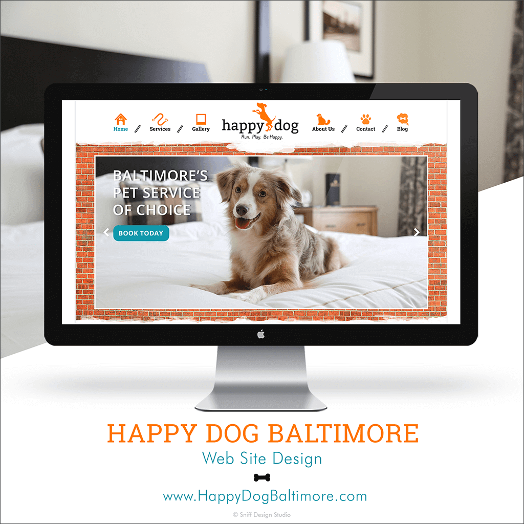 Custom-Pet-Sitting-And-Dog-Walking-Business-Web-Site-Design-for-HappyDogBaltimore-by-Sniff-Design-Studio