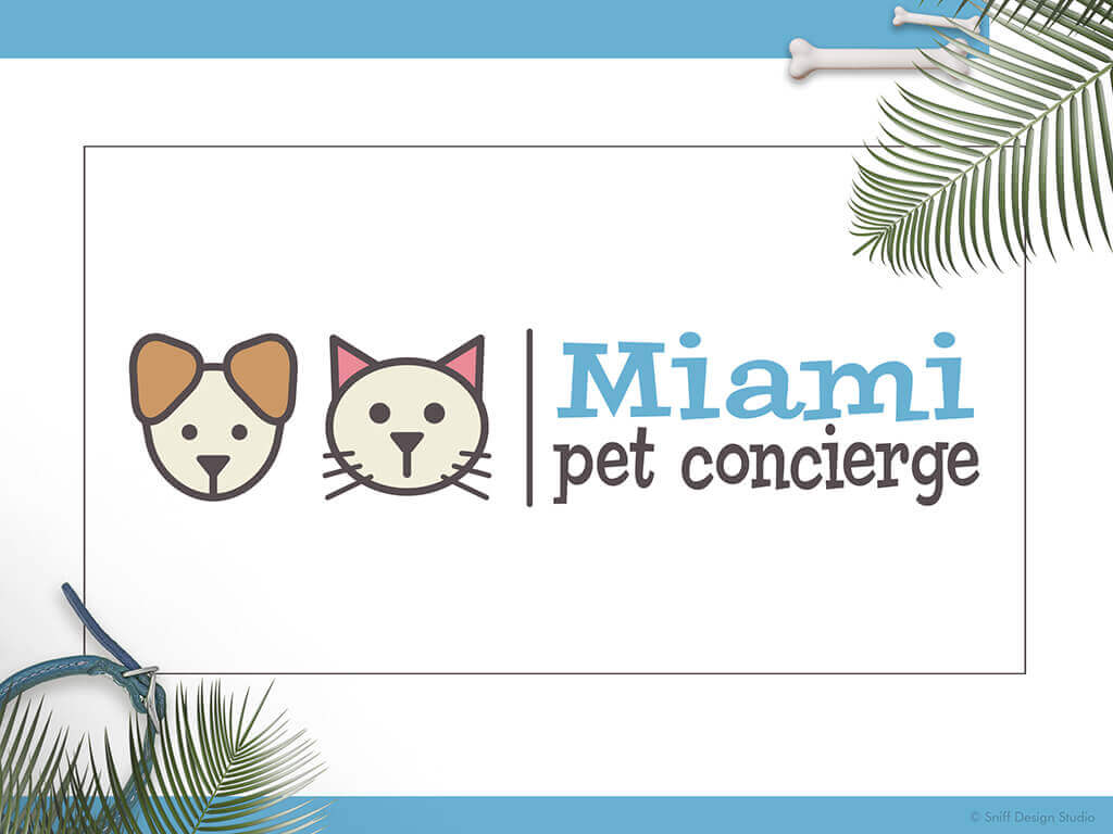 Miami-Pet-Concierge-Logo-Design-Update-Showcase-by-Sniff-Design-Studio