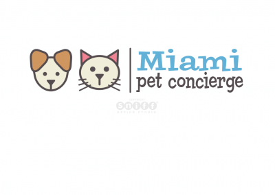 Miami Pet Concierge Logo Update and Web Design – Pet Business Branding