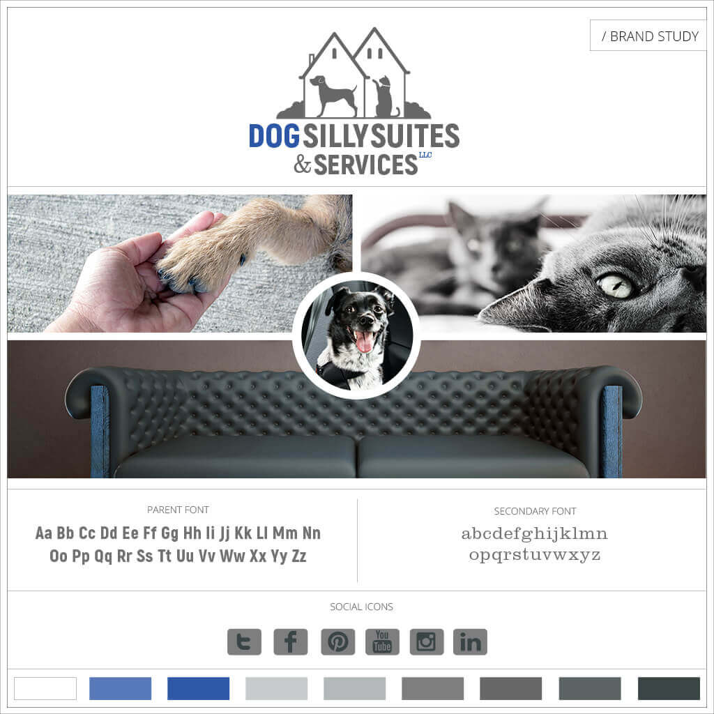 Dog-Silly-Suites-And-Services-Branding-Study-SniffDesignStudio
