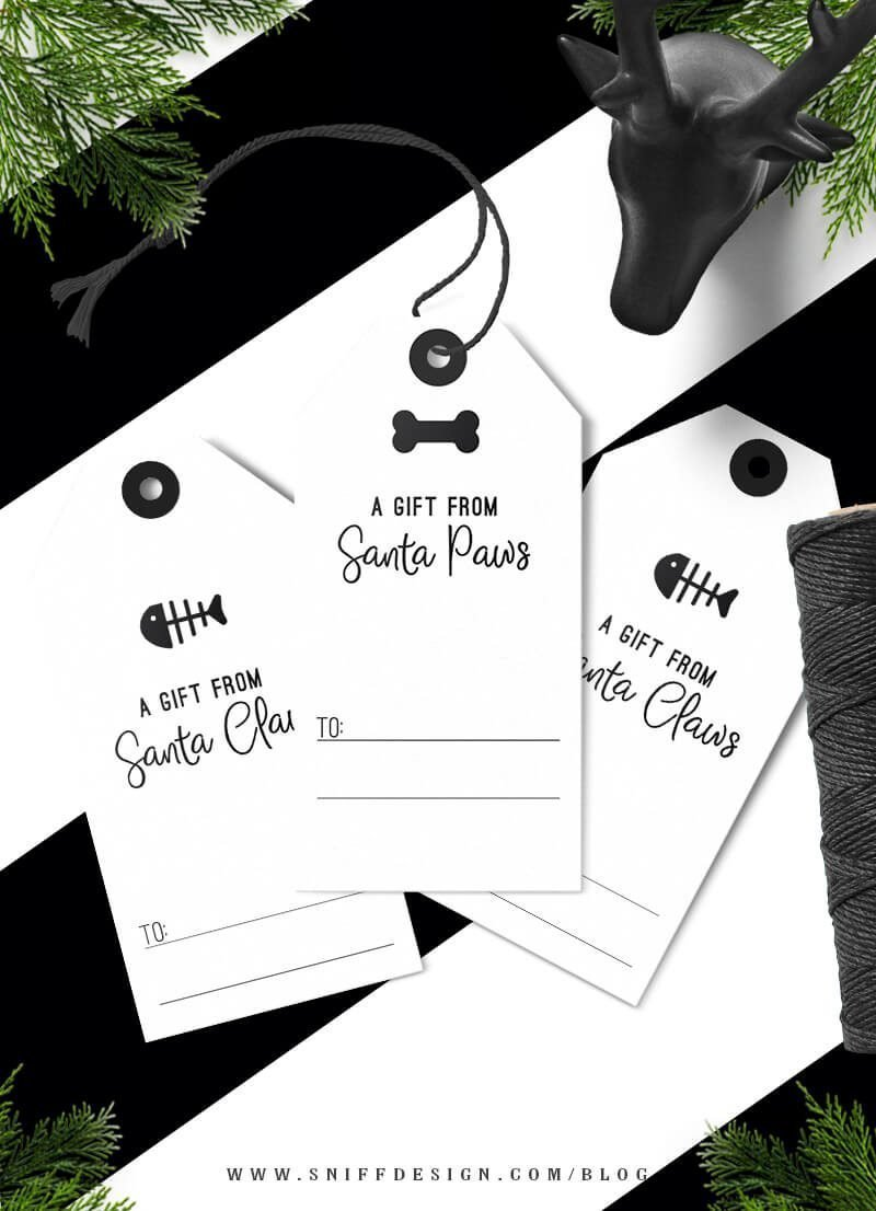 Santa-Paws-and-Santa-Claus-Gift-Tags-by-SniffDesignStudio