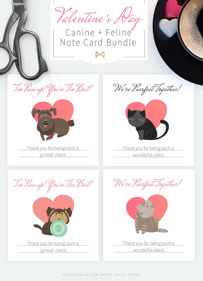 Valentine's-Day-Dog-and-Cat-Note-Card-Bundle-For-Pet-Business-Professionals-3