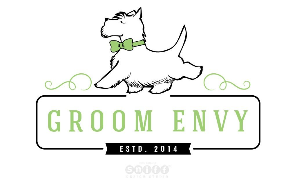 Groom Envy – Pet Business Logo Design & Branding