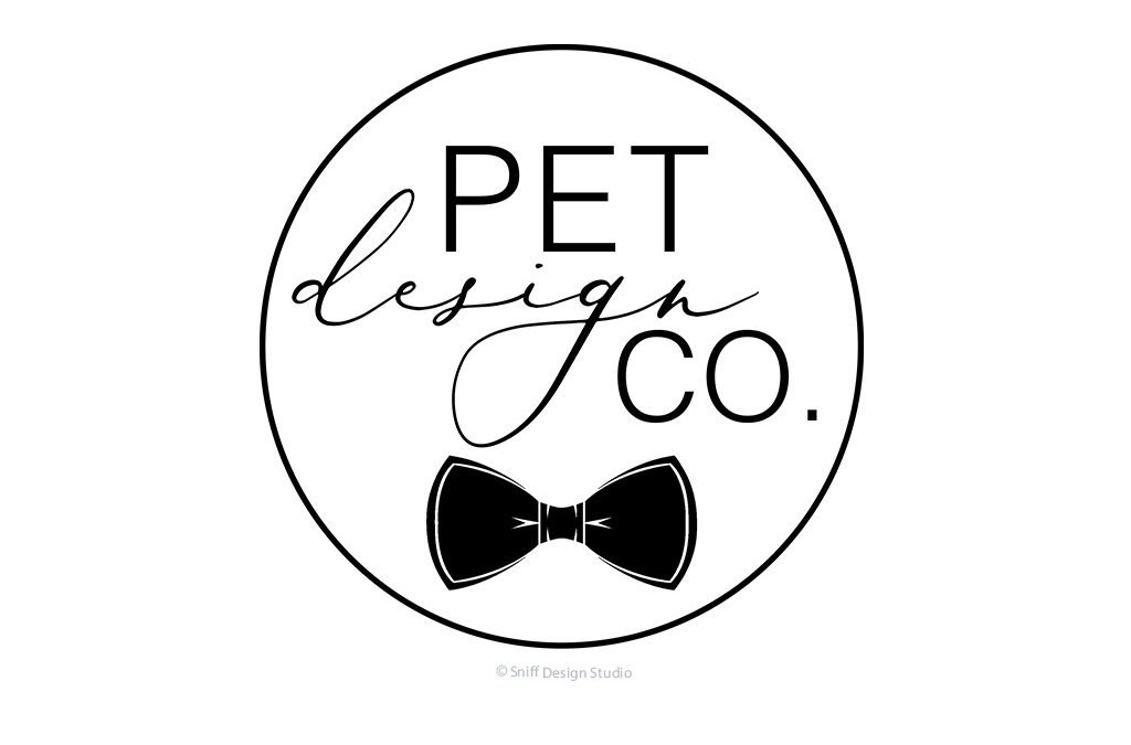 Pet Business Card Design for Pet Design Co.