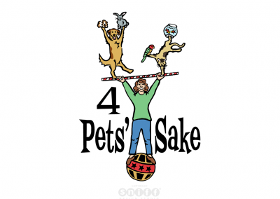 Pet Business Web Site Design for 4 Pets' Sake Pet Sitting