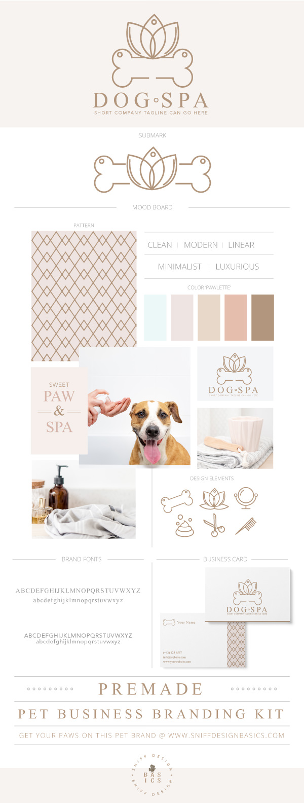 Calming-Dog-Spa-Premade-Pet-Business-Branding-Kit-by-Sniff-Design-Basics-Showcase-Image