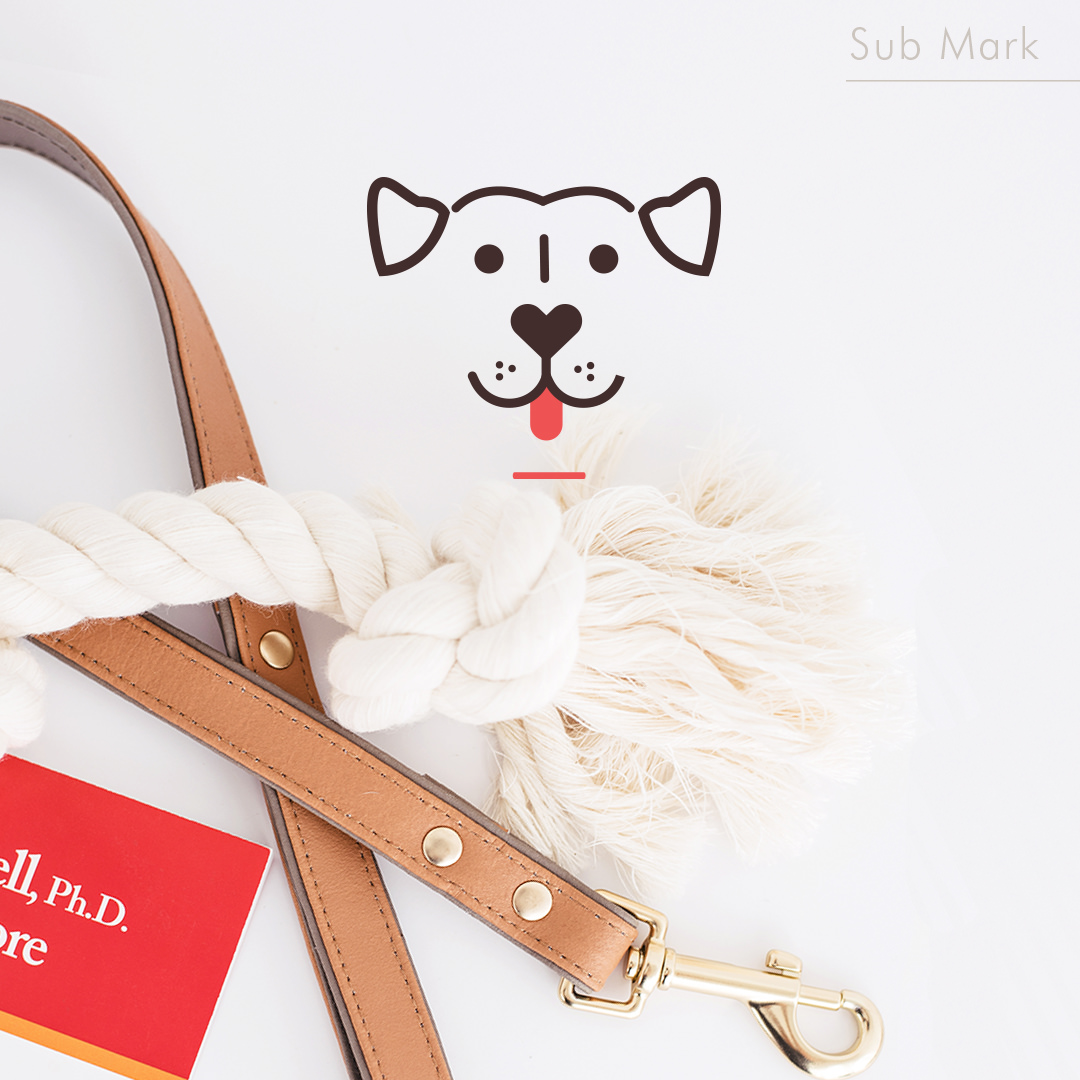 Dog Training Sub Mark Design for Do Over Dog Training by Sniff Design Studio