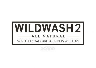 Pet Business Logo Design and Branding for WildWash UK #2