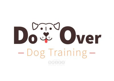 Dog Training Logo Design and Sub Mark for Do Over Dog Training