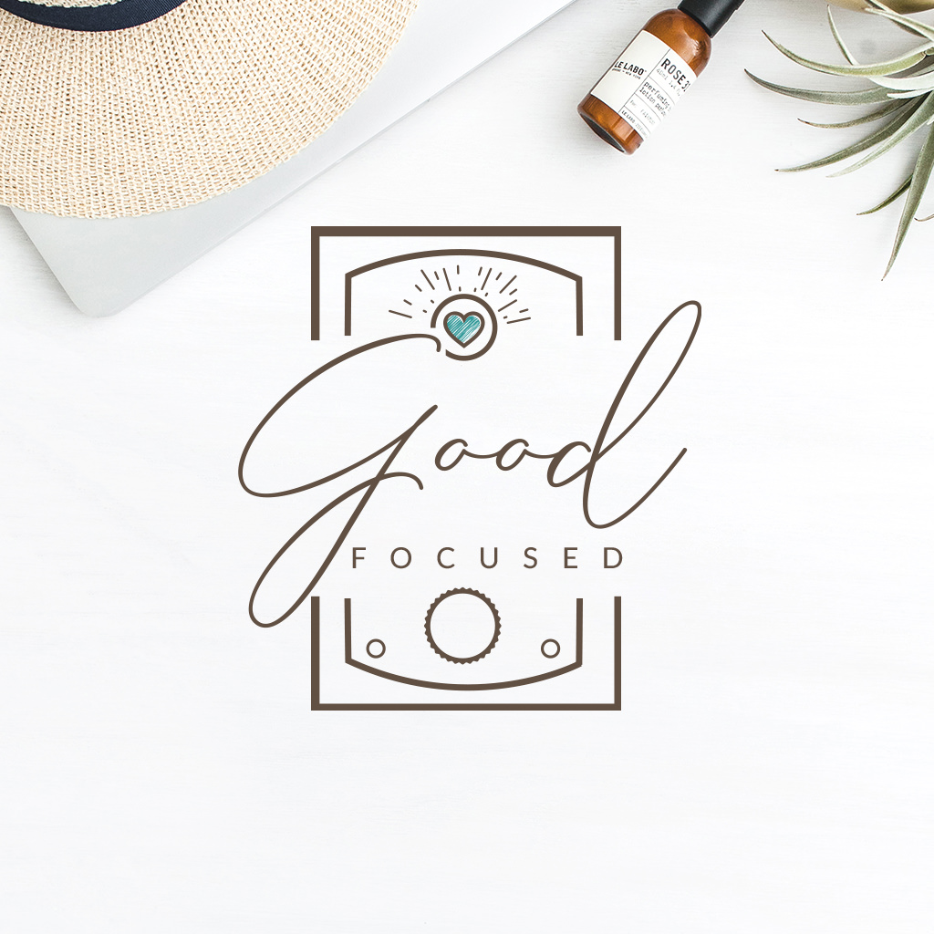 Good Focused Photography Pet Logo and Branding Design by Sniff Design Studio