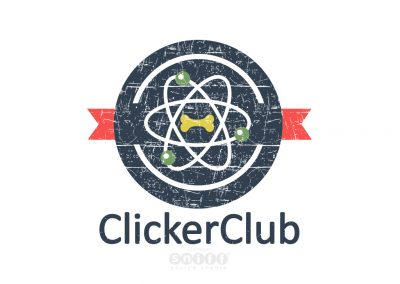 Dog Training Logo Design & Branding for ClickerClub