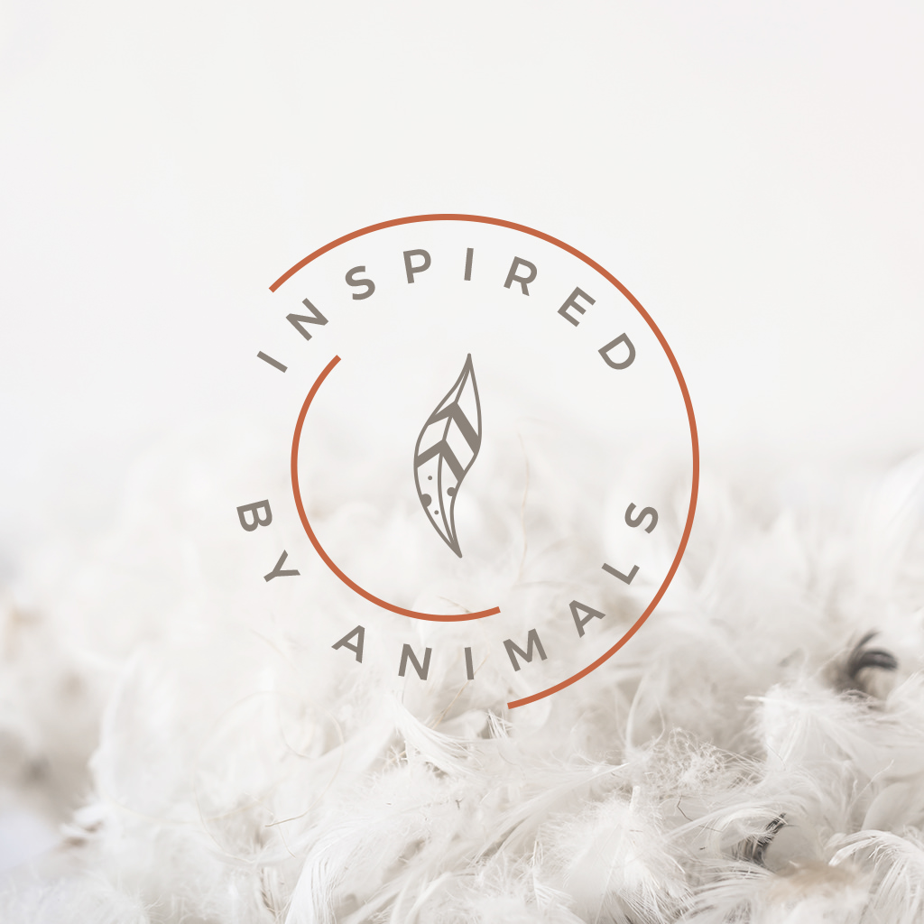 Inspired By Animals Pet Photography Logo Design by Sniff Design Studio